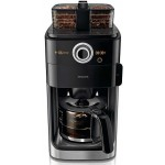 Cafetiera Phillips HD7769/00, Grind&Brew, Negru