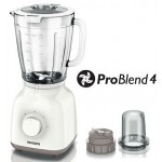 Blender de masa Philips HR2106/00, Daily Collection, Pro Blend 4