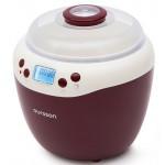 Aparat de facut iaurt-fermentator Oursson FE2103D/DC, 20W, visiniu