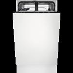 Masina de spalat vase incorporabila slim Electrolux AirDry EEA22100L 9 seturi Motor Inverter cu usa culisanta A+