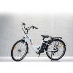 Bicicleta electrica RKS MB6, 250W, 7 viteze