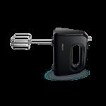 Mixer Philips Daily Collection 300 W, 5 viteze + turbo, Palete lamelare şi cârlige pentru aluat, Greutate redusă HR370510