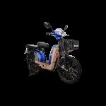 Bicicleta electrica RKS KM5-S ECOBIKE