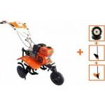 www.magazinieftin.ro-Motocultor O-MAC New 750 Eco 7CP + Roti cauciuc + Plug + Rarita 5580-02953-5580-02953-20
