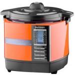 Multicooker Orusson ersatility cu presiune inalta MP5005PSD/OR, Portocaliu