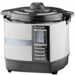 Multicooker Oursson Versatility cu presiune inalta MP5005PSD/IV , Alb