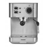 www.magazinieftin.ro-Espressor manual Heinner HEM-1050SS, 20 bar, 1.5 L, plita calda, Inox-HEM-1050SS-20