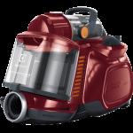 Aspirator fara sac Electrolux ESPC72RR, 650W, Roşu zmeură