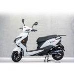 Scooter electric RKS GT3, Capacitate acumulator 24Ah, Autonomie 40 - 50 km