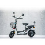 Scooter electric RKS ELEGANT, Motor 250W, 48V, 12Ah, LITIU, Autonomie 30km, fara permis