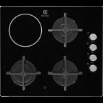 Plita incorporabila Electrolux EGE6182NOK, negru