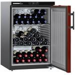 Transport Gratuit- Vitrina de vinuri Liebherr WKr 1811, 128l