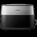 Prăjitor de pâine Philips 8 setări, Design compact HD251590