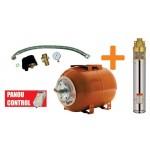 Kit pompa+hidrofor Dunarea 50