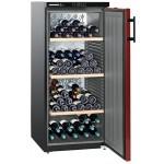 Transport Gratuit- Vitrina de vinuri Liebherr WKr 3211, 295l