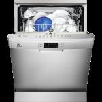 Masina de spalat vase Electrolux ESF5512LOX, 13 seturi, Inox, A+