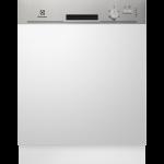 Masina de spalat vase partial incorporabila Electrolux ESI5205LOX, 13 seturi