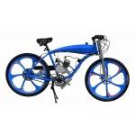 Bicicleta cu ardere interna PO/R-01, Polymobil, Albastru, 25 km/h, 300W