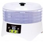 Deshidrator de alimente Heinner HFD-404TD, 400W
