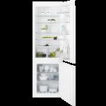 Combina frigorifica incorporabila Electrolux ENN2851AOW, 253l