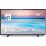 Televizor Philips 50PUS6504, Smart tv, Ultra HD, 4K, Negru, 126cm
