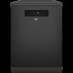 Masina de spalat vase Beko DFN38530DX, 15 Seturi, 8 Programe, DarK Inox, A+++
