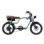 "Bicicleta Pegas Partizan FATCRUISER20EGRN, 20"", 6 viteze, Verde mineral"
