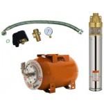 Kit pompa+hidrofor Dunarea 24