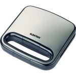 Sandwich maker Samus SGX-750, 750W, Placi anti-aderente tip grill, Inox