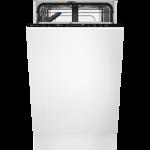 Masina de spalat vase incorporabila Electrolux EEG62300L, 9 seturi, 8 programe, Clasa A+++, Time Beam, QuickSelect, SatelliteClean, AirDry, 45 cm