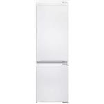 Combina frigorifica incorporabila Beko BCSA285K3SN, 271 L, Alb, F