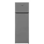 Frigider cu 2 usi Heinner HF-V240SF+,  Less Frost, H 160 cm,  242l, Argintiu
