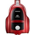 Aspirator fara sac Samsung VCC45T0S3R, 1.3l, 850W, Rosu