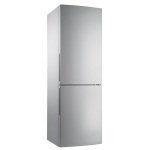 Combina frigorifica Haier CFE629CSE, 290l, Argintiu, A+