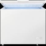 Lada frigorifica Zanussi ZCAN26FW1, 254 L, Control electronic, Fast freeze, 2 cosuri, Iluminare LED, L 96 cm, Clasa energetica A+, Alb