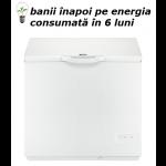 PROMO ZANUSSI - Lada Frigorifica Zanussi ZFC26400WA, 260 litri, Clasa A+
