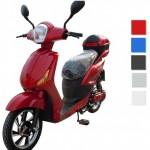 Transport Gratuit-Bicicleta electrica ZT-09 Classic