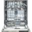 Masina de spalat vase incorporabila Heinner HDW-BI6006A++, 12seturi, A++Masina de spalat vase incorporabila Heinner HDW-BI6006A++, 12seturi, A++