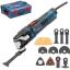BOSCH GOP 55-36 Multicutter 550 W + Accesorii + L-BOXX 0601231101