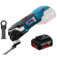 BOSCH GOP 18V-28 (SOLO) Multicutter brushless, Li-Ion (Fara incarcator in set) 06018B6002 + 2607336816