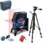BOSCH GCL 2-50 C + RM 2 + BT 150 Nivela laser cu linii  (20 m) cu Bluetooth + Suport rotatv + Stativ 0601066G02