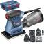 BOSCH GSS 160-1 A MULTI Slefuitor cu vibratii 180 W + L-BOXX 06012A2300