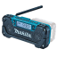 MAKITA DEAMR052 Radio Li-Ion, 10,8V CXT, fara acumulator in set (SOLO) DEAMR052