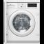Masina de spalat rufe incorporabila Bosch WIW28540EU, 8kg, 1300 RPM, Alb, A+++