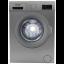 Masina de spalat Heinner HWM-VF2712SD++, 7kg, 1200rpm, Sistem Eco Logic, Argintiu