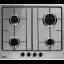 Plita incorporabila Zanussi ZGG65414XA, inox