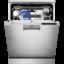 Masina de spalat vase Electrolux ESF8586ROX, 15 seturi, Inox, A++