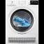 Uscator de rufe Electrolux PerfectCare EW6C428W , 8 kg , clasa B, display ,alb