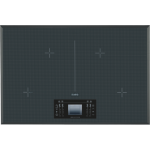 Plita incorporabila cu inductie AEG HK894400FG, 4 zone, gri