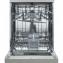 Masina de spalat vase Heinner HDW-FS6006DSA++, 12 seturi, A++, Silver
